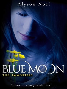 Blue Moon Alyson Noel Review